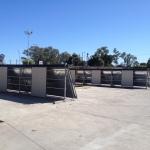 Fabricated awnings