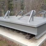 New Design Baulk Gate Burrinjuck Dam