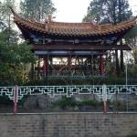 Chinese Pagoda Botanic Gardens Wagga
